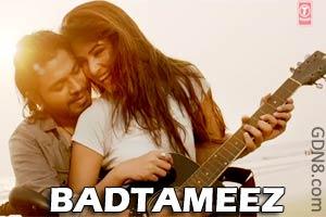 Badtameez Song - Ankit Tiwari & Sonal Chauhan