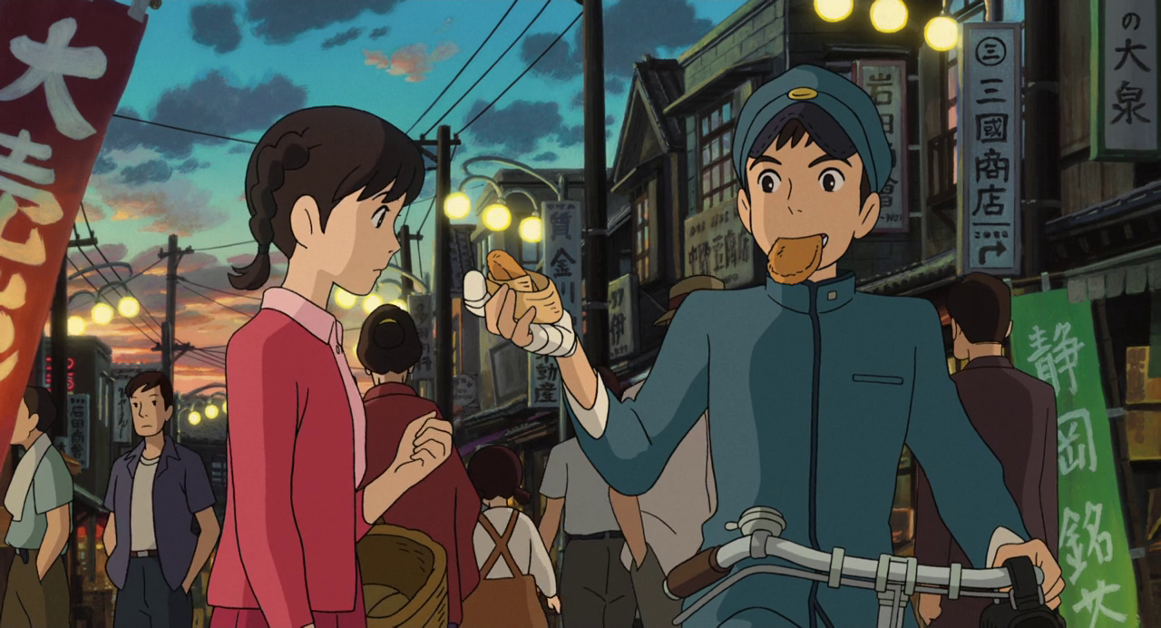 Ghibli Blog: Studio Ghibli, Animation and the Movies: From Up on ...