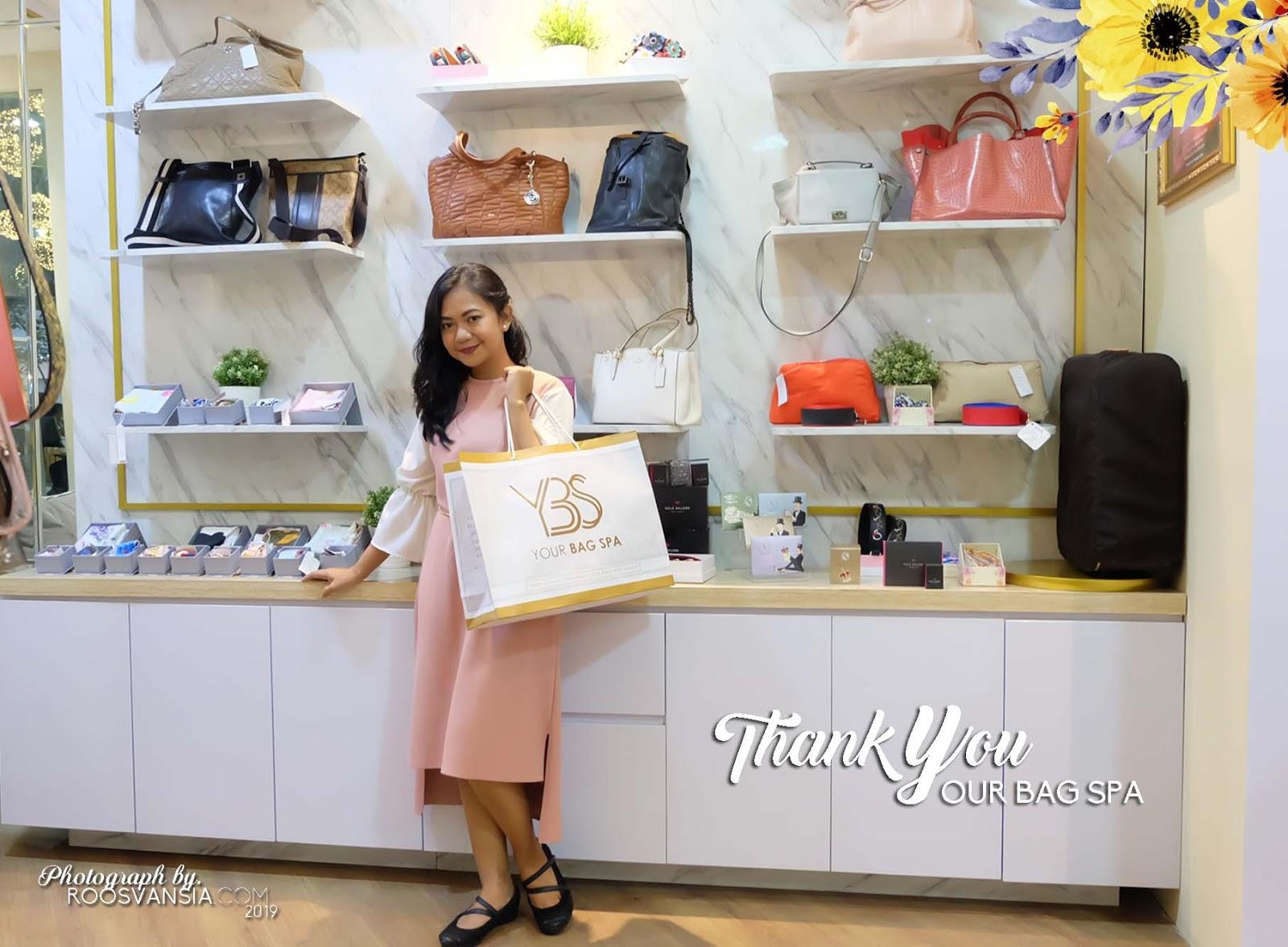 e56b34579 Thank you so much Clozette Indonesia untuk kesempatannya aku bisa mereview  tentang pengalaman aku cleaning tas di Your Bag Spa