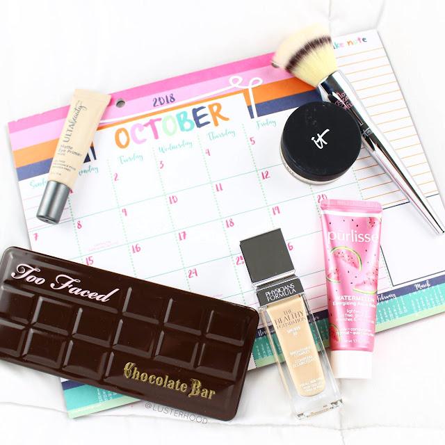 October Favorites  |  Lusterhood
