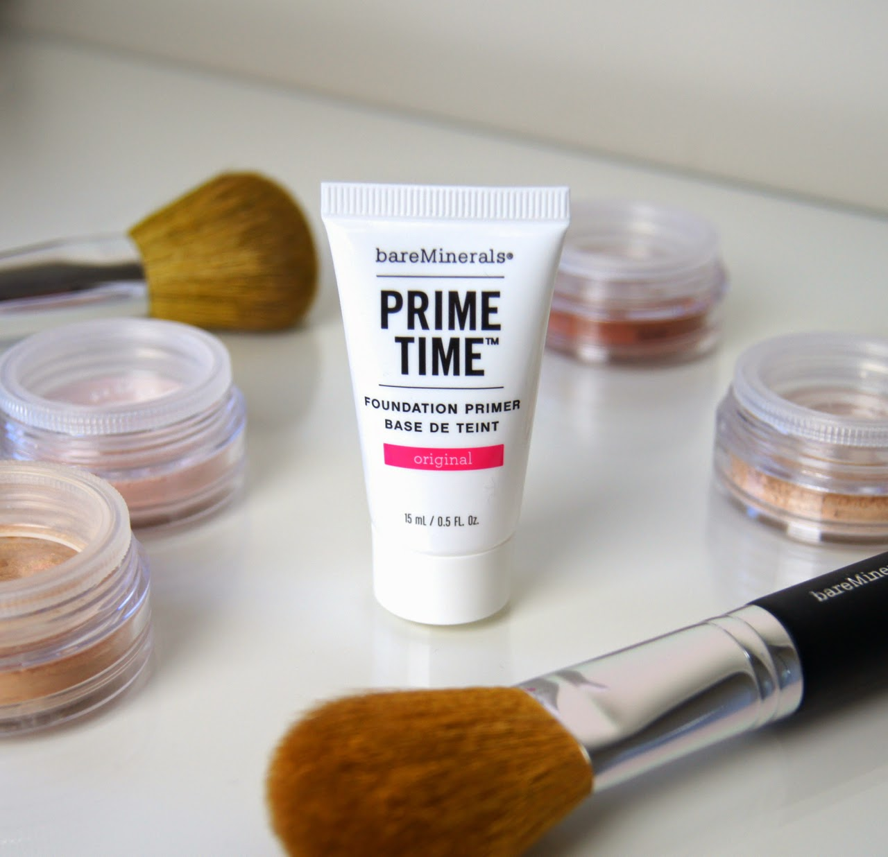 bare minerals prime time primer review