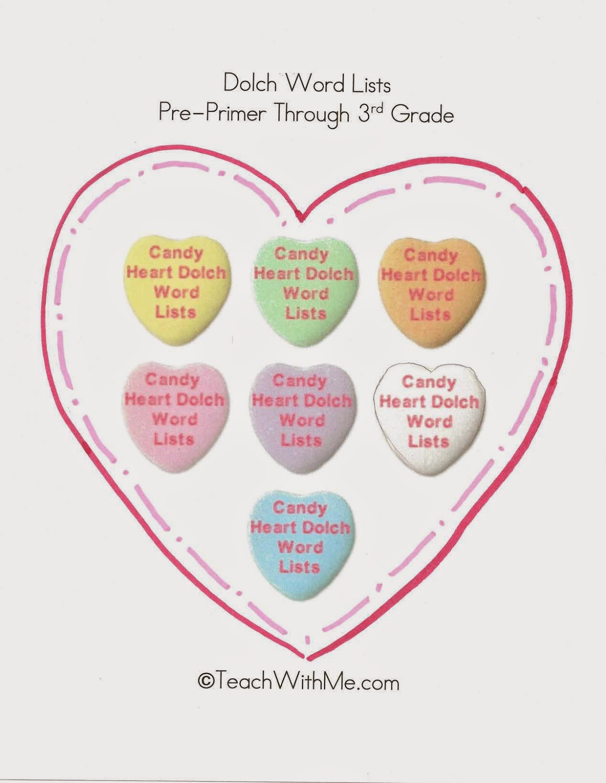 Classroom Freebies February Fun With Candy Conversation