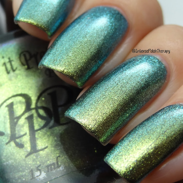 Paint It Pretty Polish - It Ain't Over Till It's Clover