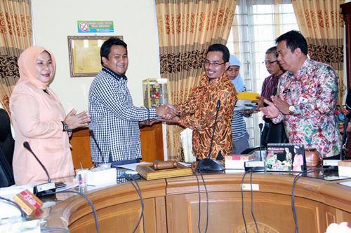 Diakui Bank Dunia Kelola ADD, DPRD Banjar Kunker ke Pariaman