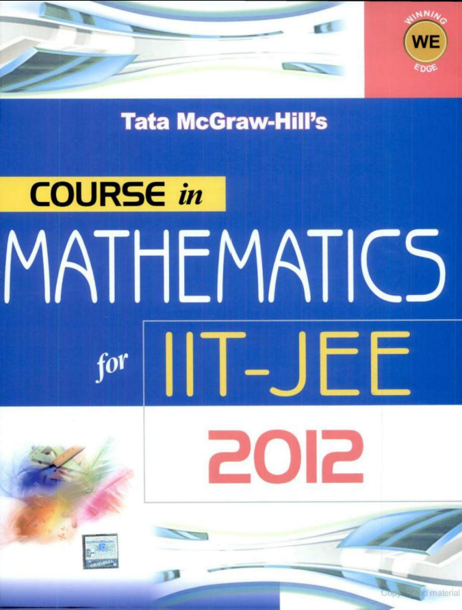 TMH IITJEE MATHEMATICS PDF ~ BEST IITJEE PREPARATION BOOKS
