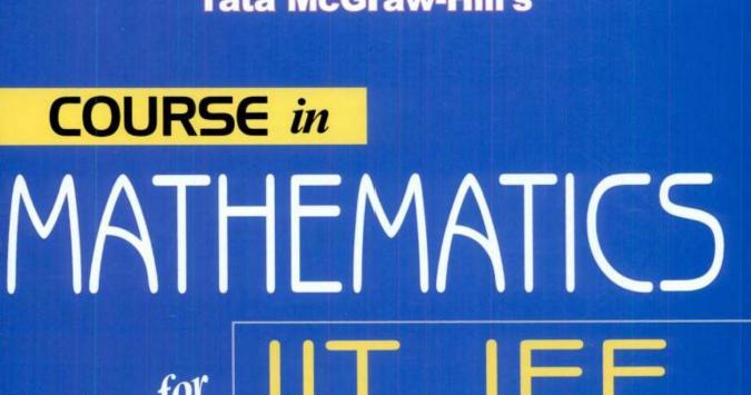 Tata Mcgraw Hill Mathematics For Iit Jee Download
