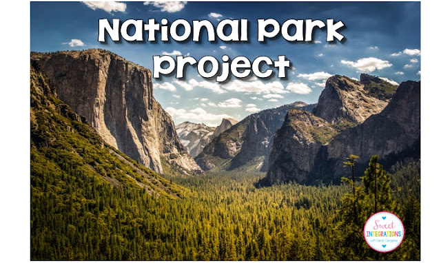 Online Project ideas - National Park Project