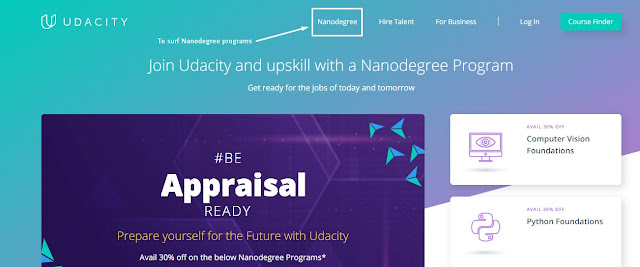 nanodegree program