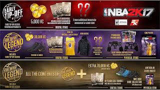 NBA 2K17 PS4 Download
