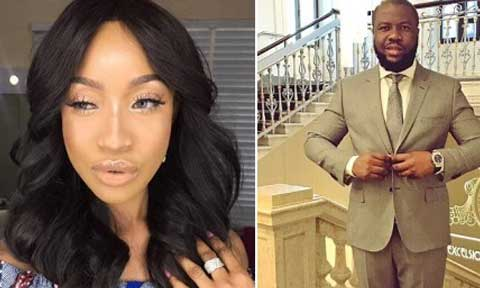 Tonto Dikeh Leaves Fans Speechless supporting Hushpuppi
