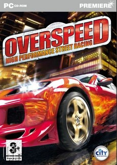Overspeed High Performance Street Racing PC Full [MEGA]