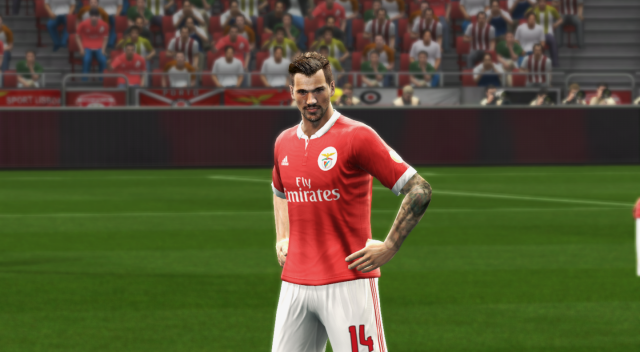 PES 2013 Tattoo Pack by Sevak
