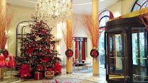 Christmas Tel Plaza Ath Paris