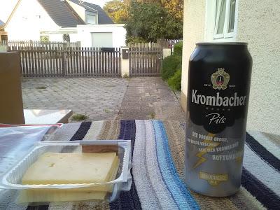 Krombacher , Pils , lata