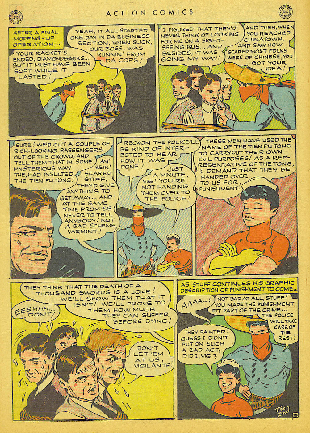 Read online Action Comics (1938) comic -  Issue #86 - 32
