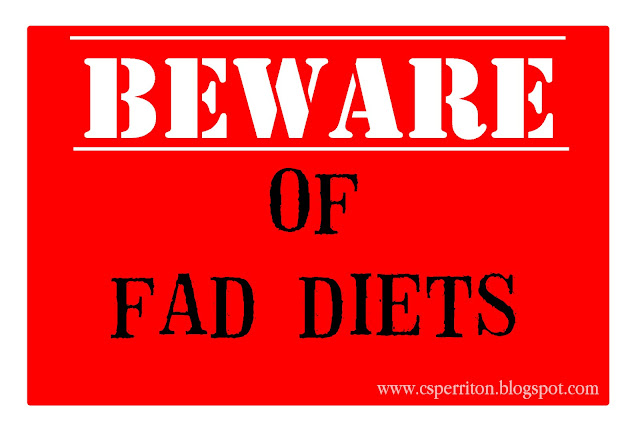 Fad Dieting (Cause & Effect Paper)