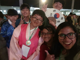 Thank You Asian Youth Day 2017