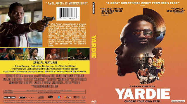 Yardie Bluray Bluray Cover