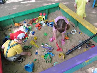 игры с детьми во дворе