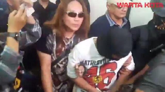 Pemutilasi Wanita Hamil Bunuh Korbannya Dengan Cekikan Selama 30 Menit