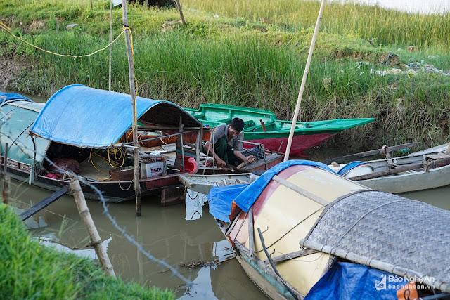 Đôi bờ Sông Lam buổi chiều vàng!!!