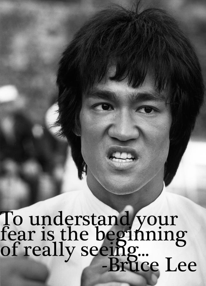 Mind ~ Body ~ Spirit: Bruce Lee's enlightenment & Jeet ...