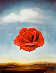 Salvador Dali: Meditative Rose