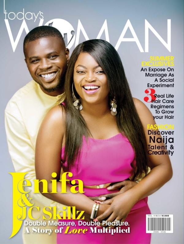 Funke-Akindele-Bello-JJC-Skillz-cover-Todays-Woman