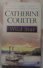 Novel Wild Star by Catherine Coulter Bekas