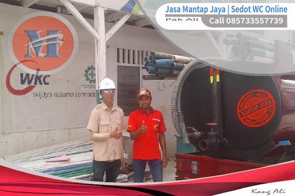 Jasa Sedot Tinja Mulyorejo Area Lebak Arum,Permai,jaya Surabaya