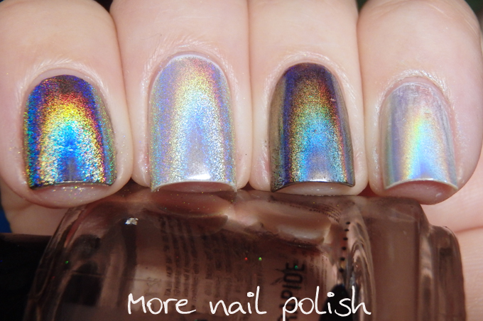 I Have Heaps More Posts In This Series Coming Your Way Ve Got Diffe Brands Of Holo And Chrome Powders To Compare M Just Still Waiting On A Few