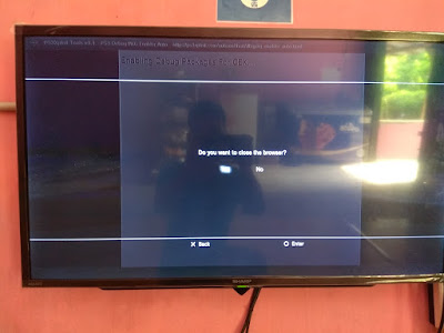 Mengaktifkan Debug Setting PS3 OFW Secara Online 5