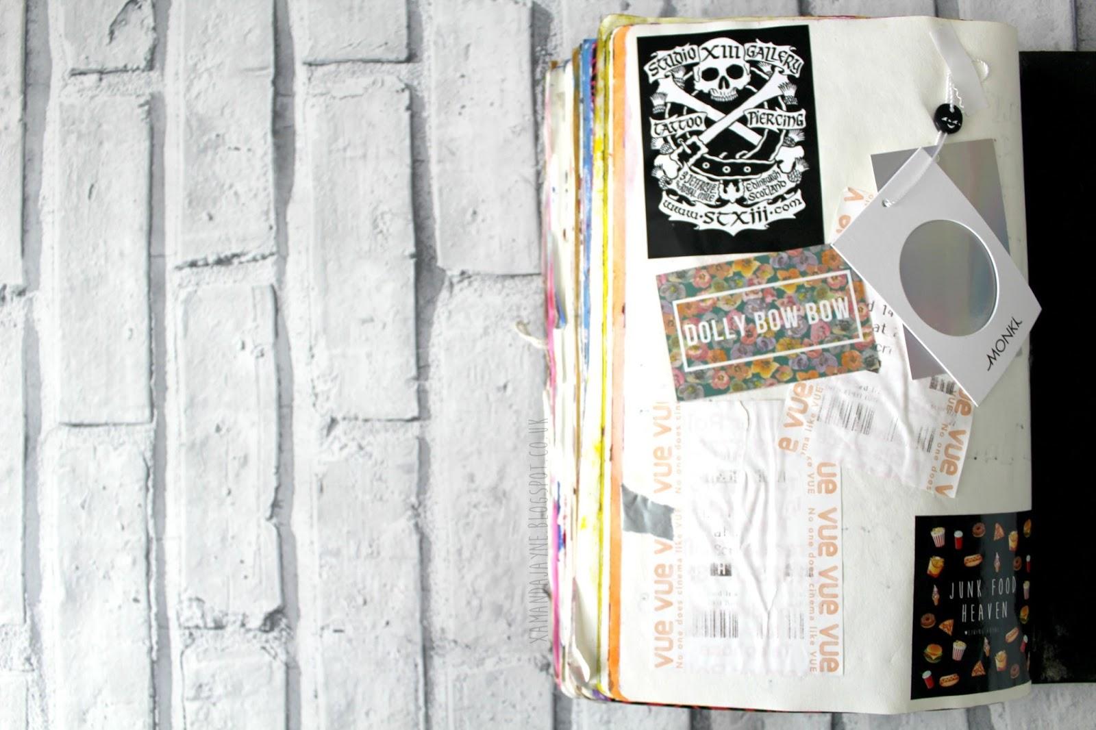 art journal, tips and tricks, art, creative, art journalling for beginners, how-to art journal