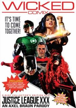 [18+] Justice League XXX An Axel Braun Parody (2017) English 720p Watch Online & Download