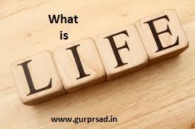 ਜਿੰਦਗੀ ਕੀ ਹੈ ? ਜਿੰਦਗੀ ਇਕ ਸੁਪਨਾ ਕਿਉ ਹੈ ? What is Life Why is Life a dream?