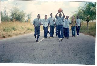 Mozambicains de Cuba