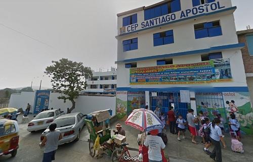 Colegio SANTIAGO APÓSTOL - San Juan de Miraflores