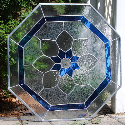 Boehm Stained Glass Blog Octagon Window In The Light