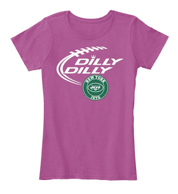 Dilly Dilly New York Jets T Shirt Hoodie, A True Friend Of The New York Jets Shirts