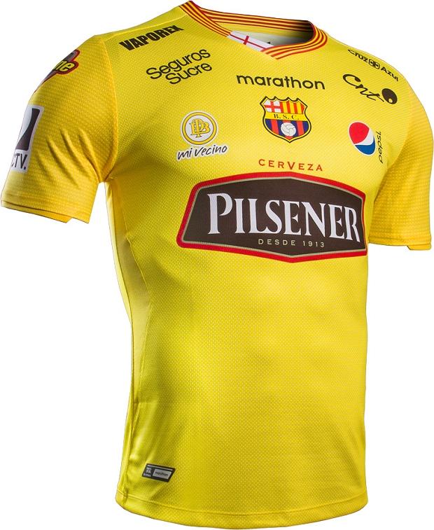 Marathon lança a nova camisa titular do Barcelona - Show de Camisas 4d0cf19788e89