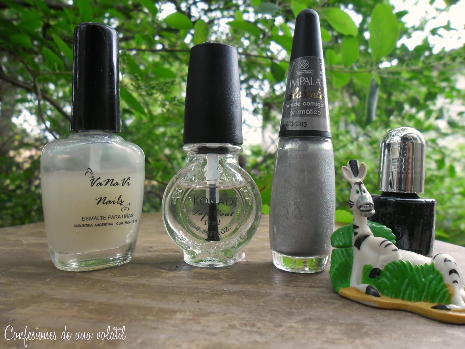 Asombroso Esmalte De Uñas De Fantasía Embellecimiento - Ideas de ...