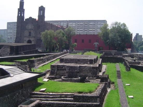 Tlatelolco, Distrito Federal