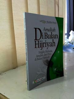 Buku Amaliyah Di Bulan Hijriyah Toko Buku Aswaja Surabaya
