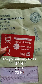 Subway pass
