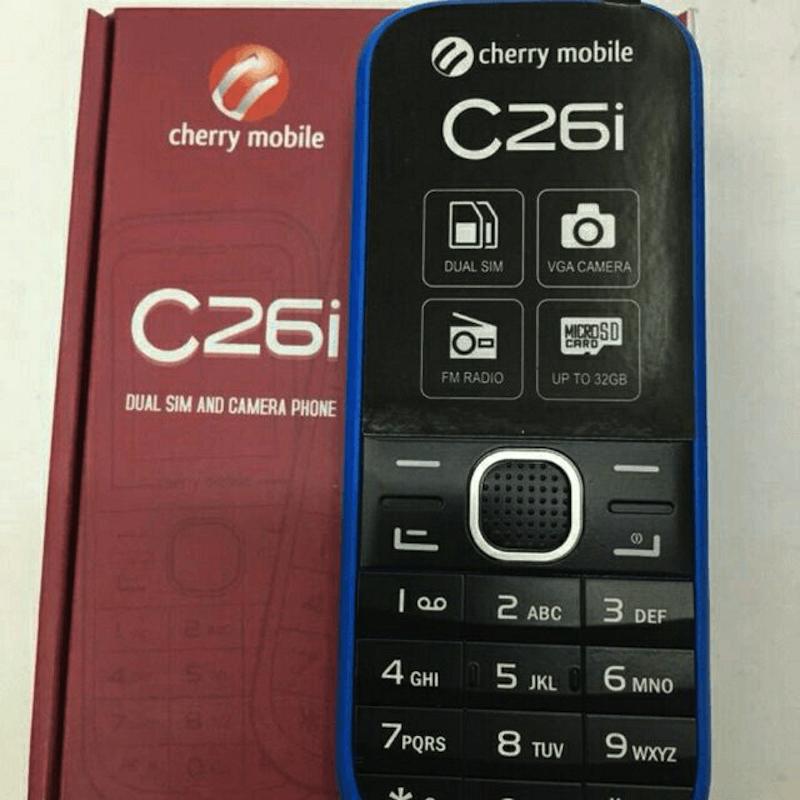 Cherry Mobile C26i (Photo Credit: Shopee Philippines)