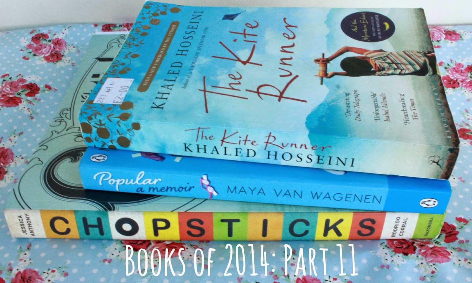 Books of 2014: part 11, the finale!