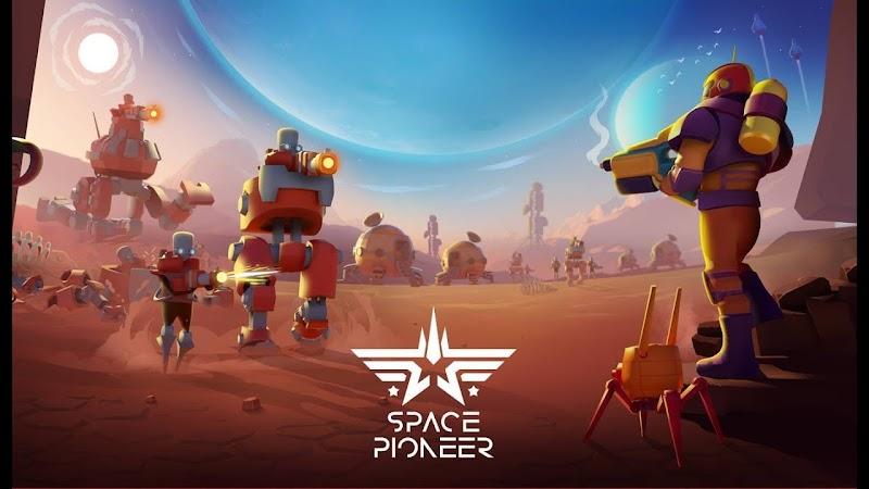 Space Pioneer: Alien Shooter, Action War Game v1.2.0 Apk Mod