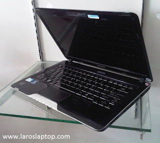 Laptop Second - Toshiba Satellite T135D