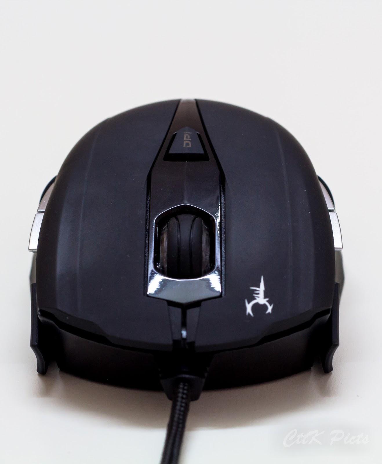Gamdias Hades Extension Optical Gaming Mouse 61