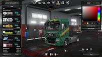 ets 2 turkish logistics companies paint jobs pack v1.4 screenshots 1, hareket proje taşımacılığı